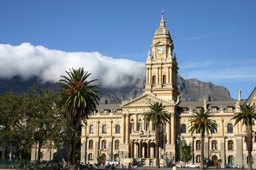 Cape Town (ратуша)